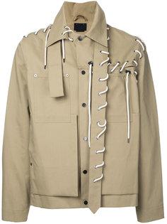 куртка со шнуровкой Craig Green
