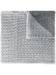 шарф ажурной вязки Faliero Sarti