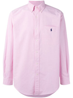 рубашка мешковатого кроя Ralph Lauren