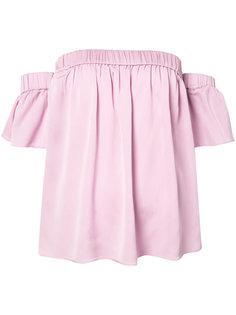 блузка с заниженной линией плеч Milly