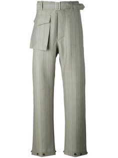 широкие брюки Salvatore Ferragamo