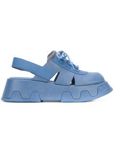 сандалии Wilma на платформе Camper
