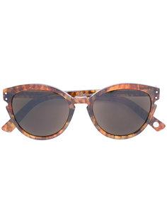 """солнцезащитные очки в оправе """"кошачий глаз"""" Ahlem"""