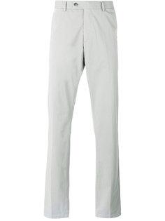 брюки средней посадки Hackett
