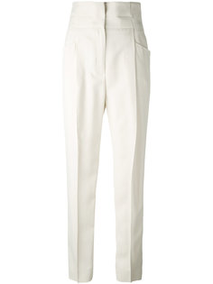 классические брюки с завышенной талией Ermanno Scervino