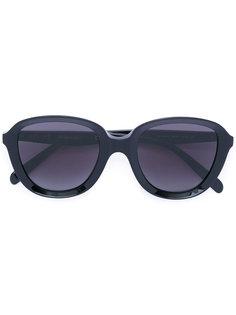 солнцезащитные очки в утолщенной оправе Céline Eyewear