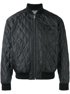 стеганая куртка-бомбер re-edition 1986 Comme Des Garçons Vintage