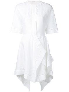 асимметричное платье  J.W.Anderson
