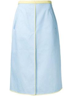 юбка со складкой  Thom Browne