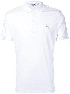 футболка-поло с логотипом  Lacoste