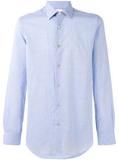 рубашка в горошек  Paul Smith