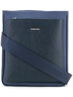 сумка на плечо с карманом спереди Cerruti 1881