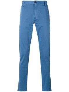 брюки-чинос кроя слим Armani Jeans