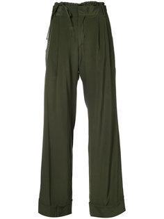 брюки на шнурке A.F.Vandevorst
