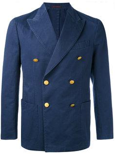 двубортный пиджак  The Gigi