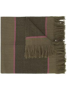 шарф в полоску Denis Colomb