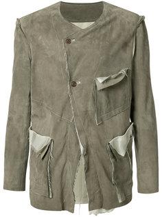 байкерская куртка Sulvam