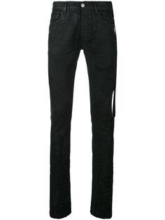 джинсы супер-скинни Fagassent