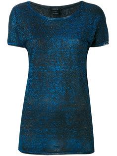 футболка Liv  с блестящей отделкой Avant Toi