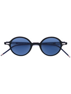 солнцезащитные очки круглой форм Thom Browne