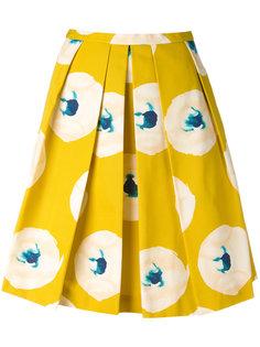 юбка с цветочным принтом  Eggs