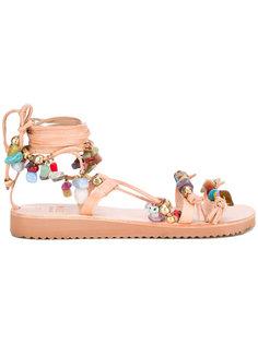 сандалии Amazonite Mabu