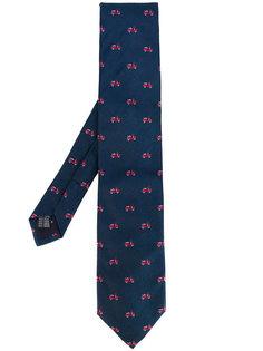 галстук с вышивкой скутера Fefè