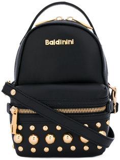 маленькая сумка с заклепками Baldinini