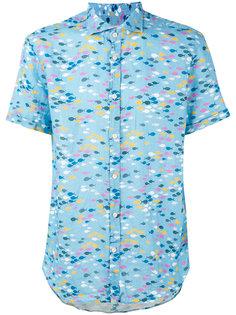 рубашка с короткими рукавами Drumohr