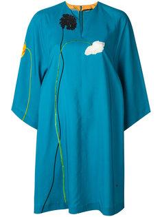 платье-шифт с принтом Paul Smith