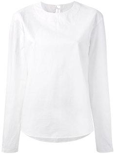 блузка с длинными рукавами DKNY