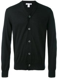 кардиган с V-образным вырезом Comme Des Garçons Shirt