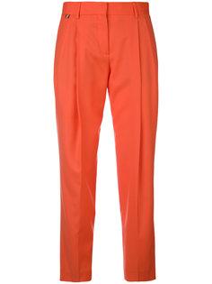 прямые брюки со складками  Paul Smith
