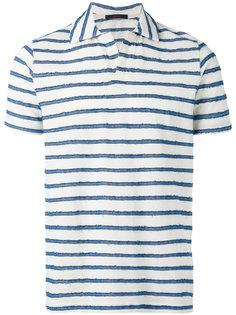 рубашка-поло в полоску The Gigi