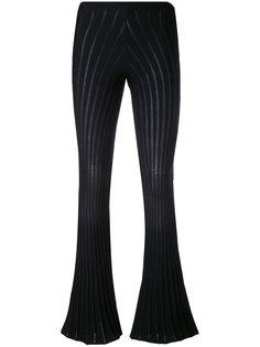 расклешенные брюки Ribbel Alyx