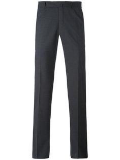 брюки строгого кроя Ermenegildo Zegna