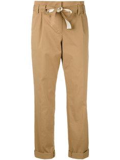 брюки прямого кроя с поясом Dorothee Schumacher