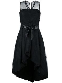 платье с застежкой-завязкой Federica Tosi