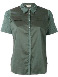 рубашка с контрастной окантовкой Cotélac