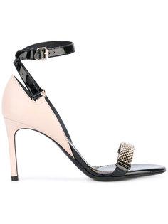 туфли с ремешком на щиколотке Lanvin