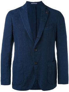классический пиджак Gabriele Pasini