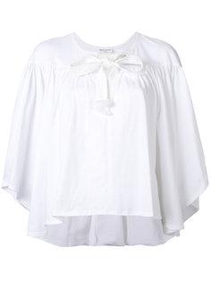 блузка с завязками на бант Sonia Rykiel