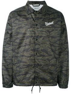 куртка с камуфляжным узором Carhartt
