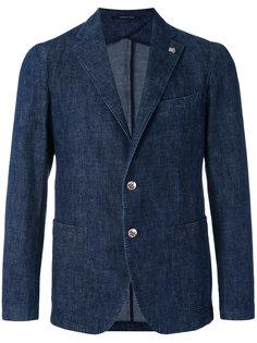 джинсовый пиджак Tagliatore
