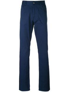прямые джинсы Canali