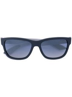 солнцезащитные очки в прямоугольной оправе Prada Eyewear