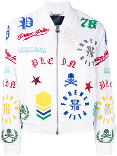 куртка-бомбер  Michelle Philipp Plein