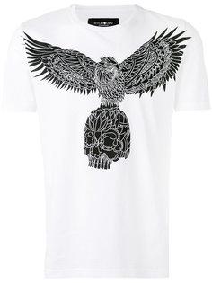футболка с принтом орла Hydrogen