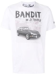 футболка с принтом Bandit Mc2 Saint Barth
