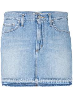 джинсовая юбка Paige  Carhartt